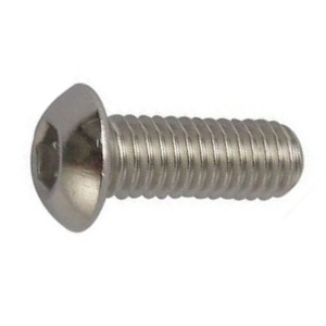 M2.5x40 304 SS Socket Button Head Screw #21133