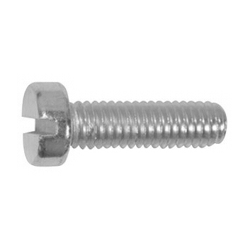 M1.6 x 5mm SS Slotted Cheese Head Screw #10623