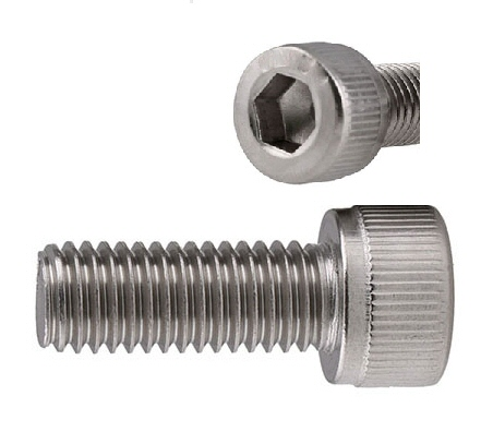 M2x40 304 SS Socket Head Cap Screw #21100